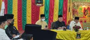 Ansar Ahmad Minta LAM dan Masyarakat Kepri Doakan Untuk Realisasi JBB