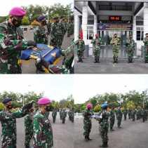Danlantamal IV Pimpin Sertijab Tiga Jabatan Penting