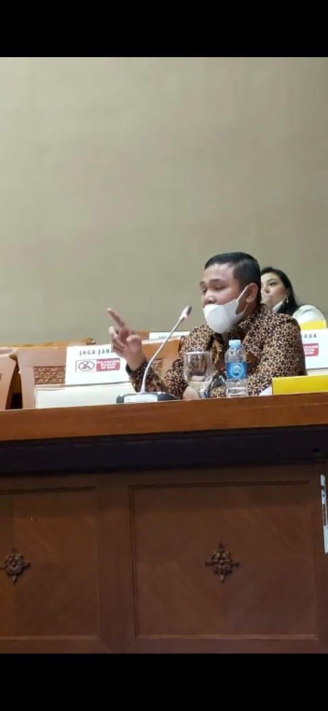 Anggota Komisi VII Abdul Wahid Berang dan Desak Chevron Menghibahkan Pembangkit Listrik MCTN Ke Daerah