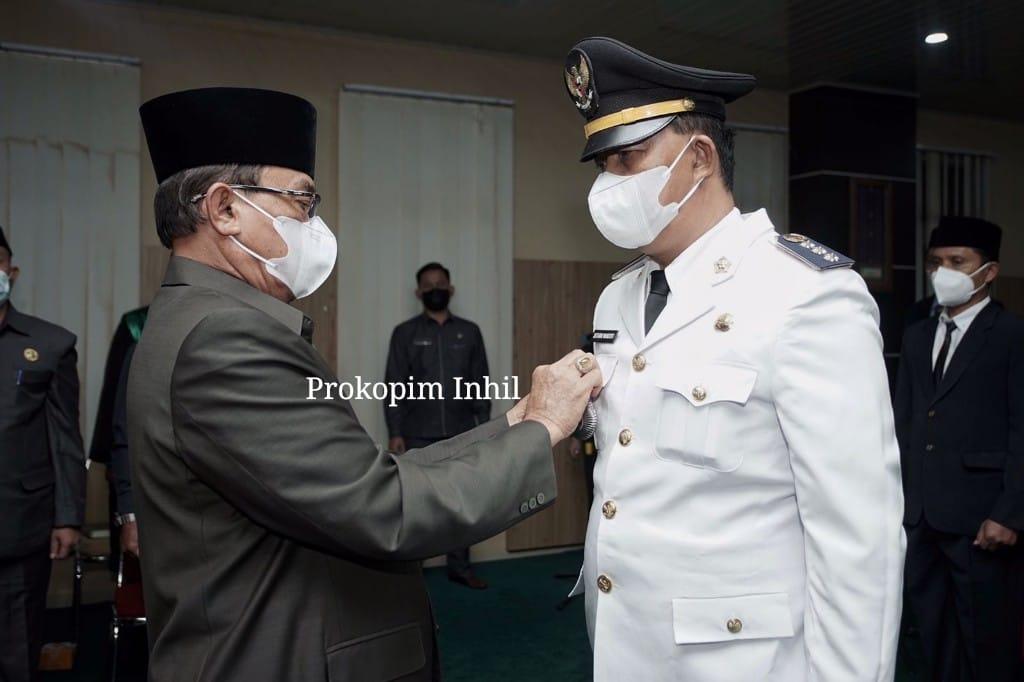 Bupati HM Wardan Lantik 23 Pejabat Administrator, Berikut Daftar Namanya
