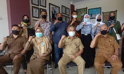 Putra Asal Indragiri Hilir  Menjadi Peserta Paskibraka Nasional dan Provinsi Tahun 2021, Begini Pesan Kadis Disparporabud Junaidy